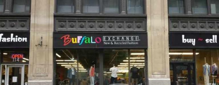 Buffalo Exchange | © Kyung Mi Bae