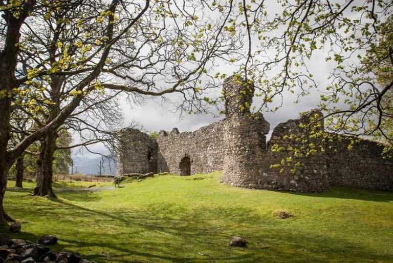Inverlochy Castle | ©staticantics/Flickr