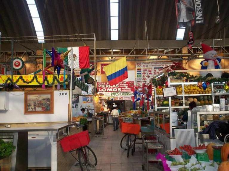 Mercado de Medellín | © Marrovi/WikiCommons