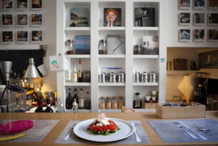 Brac Interior and Dish | Courtesy Brac