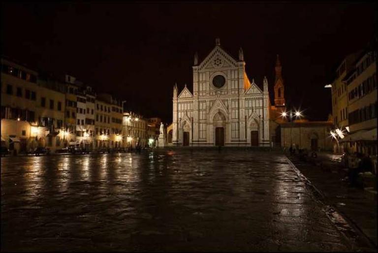 Piazza Santa Croce | © Mike Alexander/Flickr