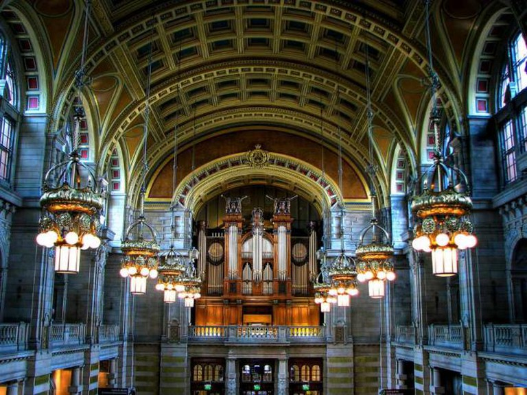 Kelvingrove Art Gallery and Museum | © Lighting the Museum/WikiCommons