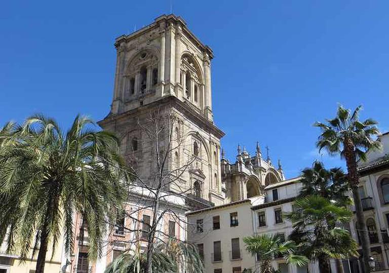 Granada Cathedral   © Tim Rawle/Flickr