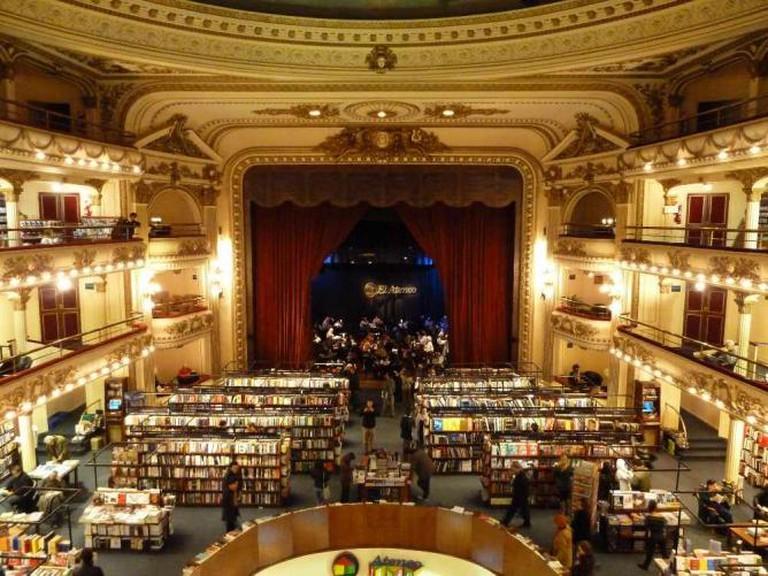 El Ateneo Grand Splendid | © Galio/WikiCommons