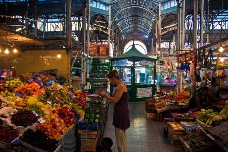 San Telmo Market | © Phillip Capper/WikiCommons