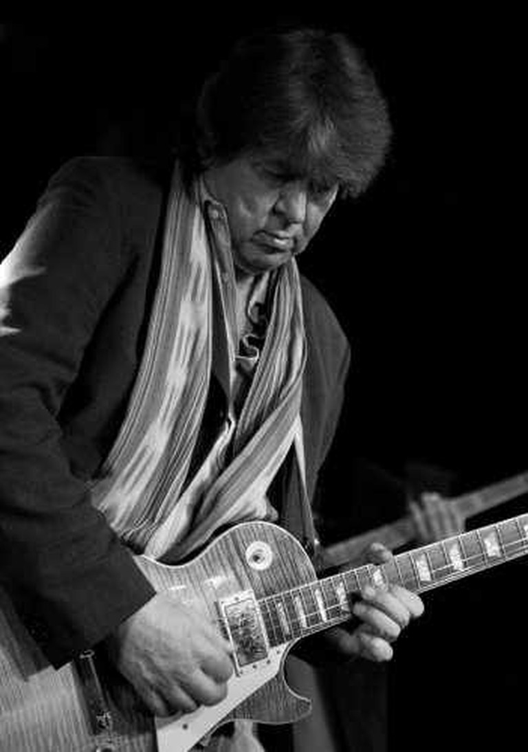 Mick Taylor live at Quasimodo | Courtesy of Quasimodo