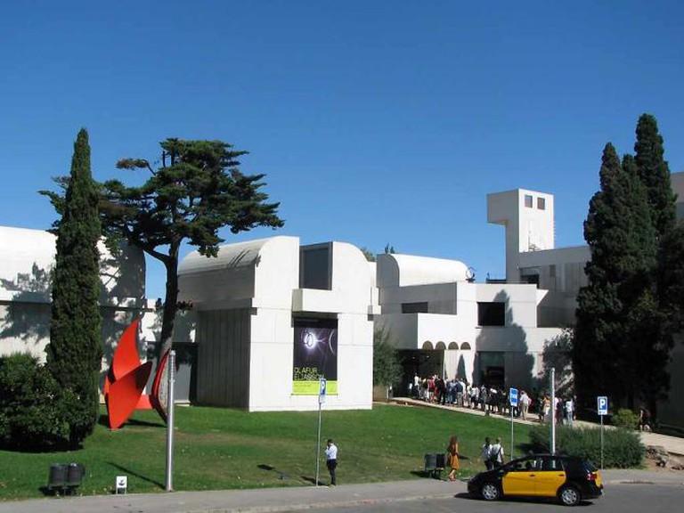 Fundació Joan Miró | © Morgaine/Flickr