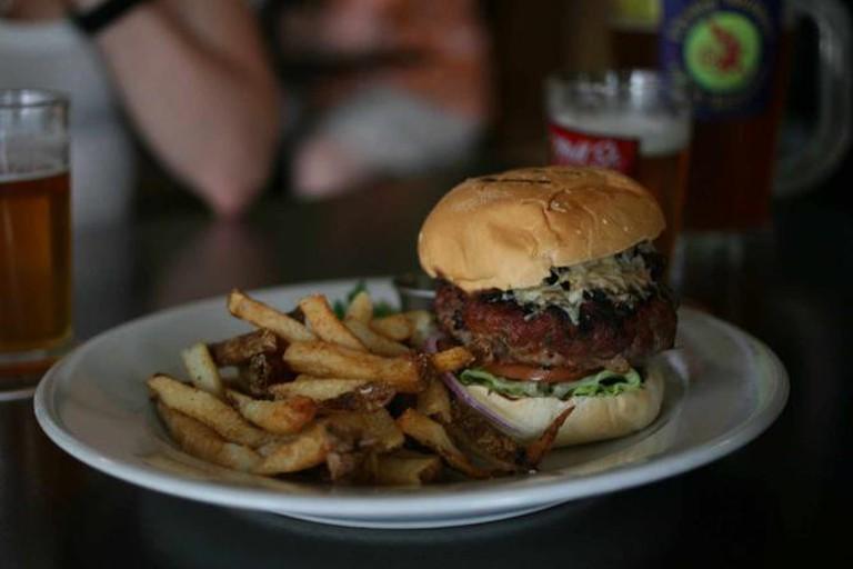 Gastropub Burger