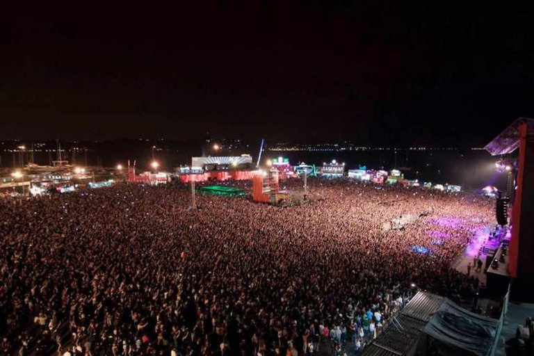 NOS Alive, Portual | © luismad/WikimediaCommons