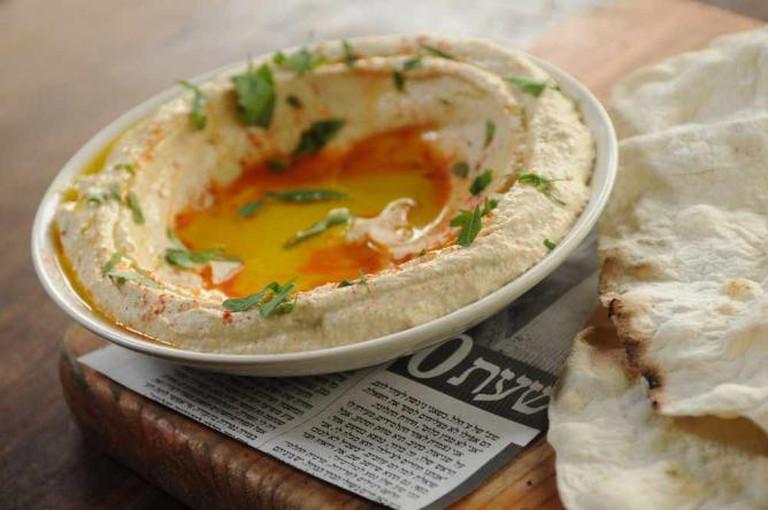 Hummus Tehina