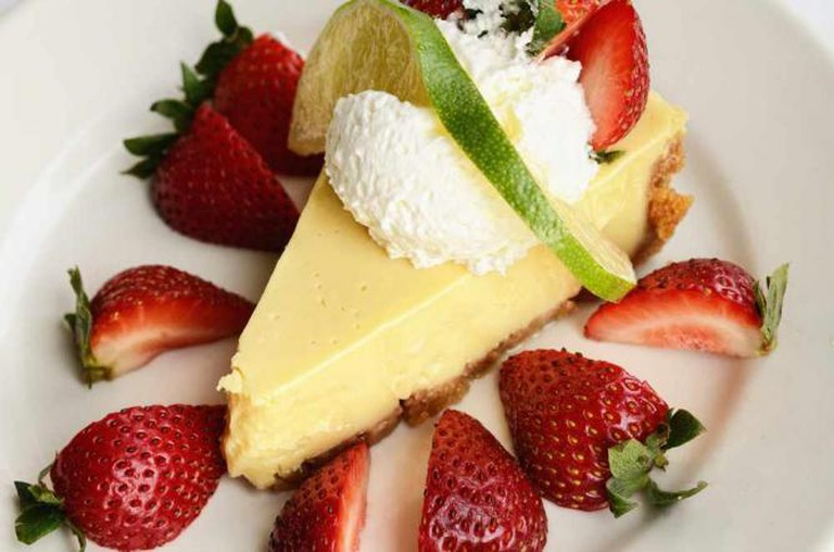 Key Lime Pie | © Ralph Daily/Flickr