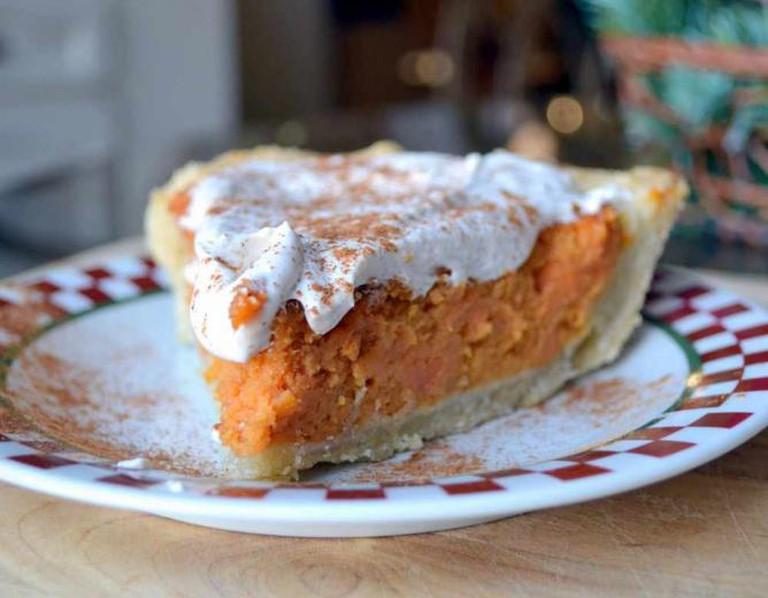Sweet potato pie | © Katie/Flickr