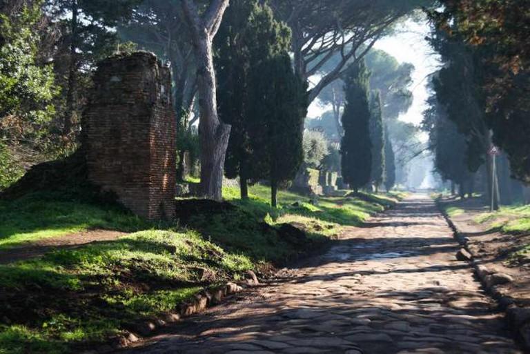 Rome's Via Appia Antica | © LisArt/Flickr