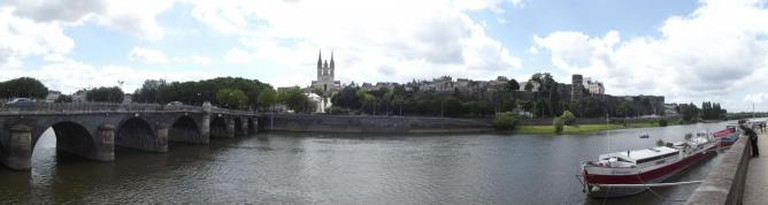 Panorama of Angers | © James Clark/Flickr
