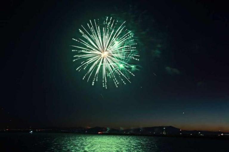 Berkeley Marina Fireworks   ©MatthewDillon/flickr