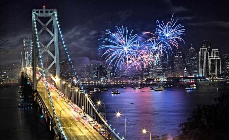 Treasure Island Fireworks   ©SankarSalvadyPhotography/flickr