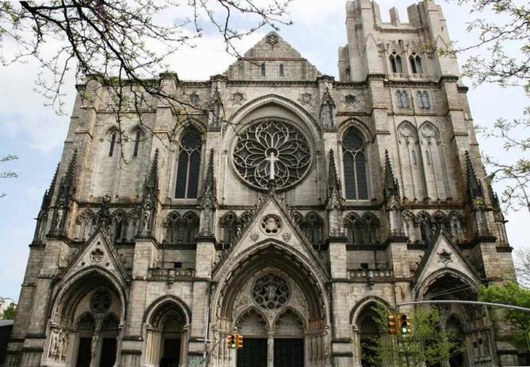 The Cathedral of Saint John the Divine