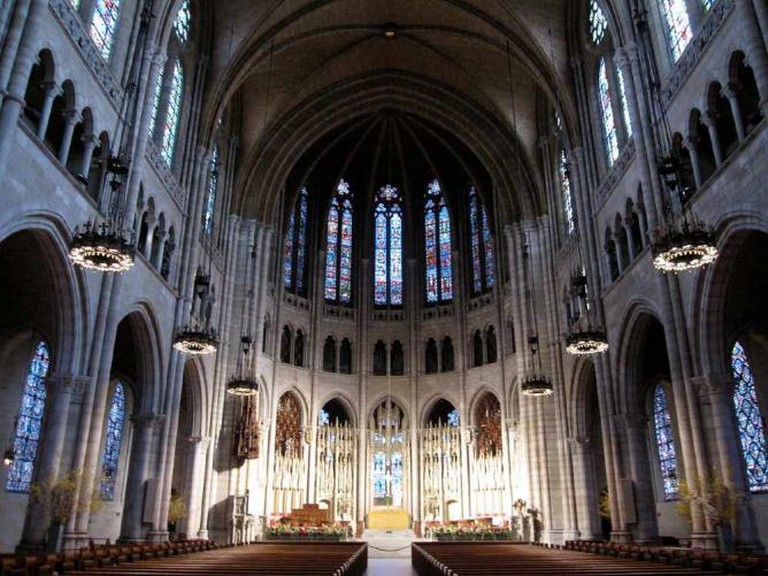 The Nave at Riverside Church