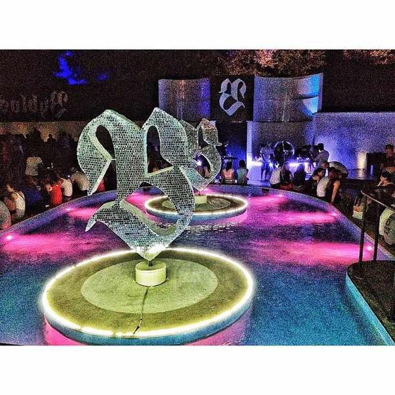 Byblos is a world-class nightclub venue.