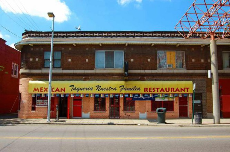 Mexicantown, Detroit | © Ian Freimuth/Flickr