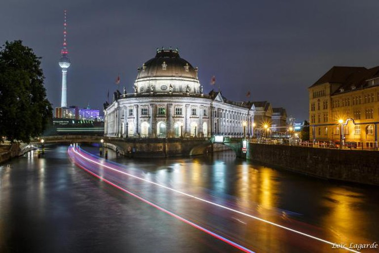 Berlin by night | © Loïc Lagarde/Flickr