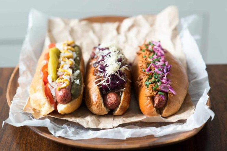 Hot Dogs   ©Top Dog
