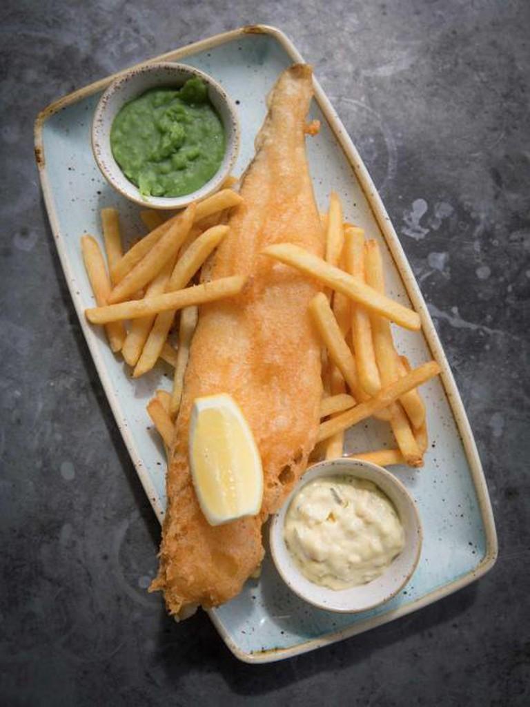 Fish and Chips   ©Vintage Salt
