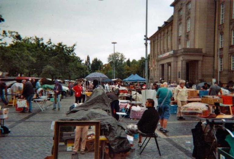 Flohmarkt Schoeneberg