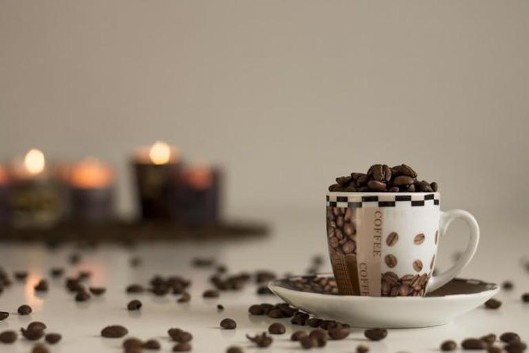 Espresso beans | © David Schiersner/Flickr
