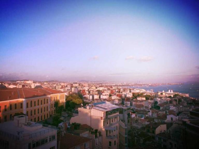View from 360 Istanbul | ©Yuxuan Wang