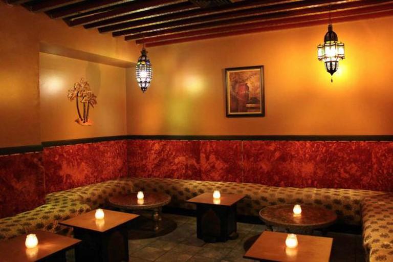 Magic Lounge l © Marrakech Magic Theater