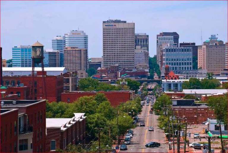 Downtown Richmond | © Ron Cogswell/WikiCommons