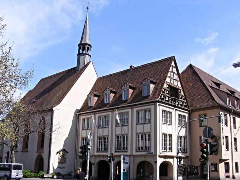 The quaint Bürgerspital I © Mattes/WikiCommons