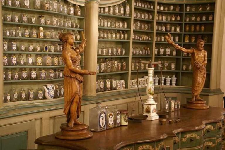 The German Pharmacy Museum | © Hermann Luyken/WikiCommons
