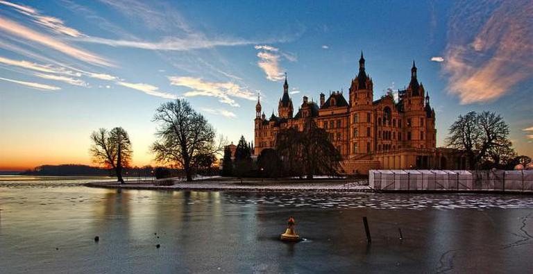 Schwerin Castle © Harald Hoyer/WikiCommons