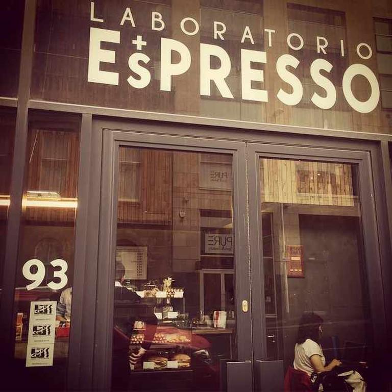 Laboratorio Espresso | © Thomas Mathie