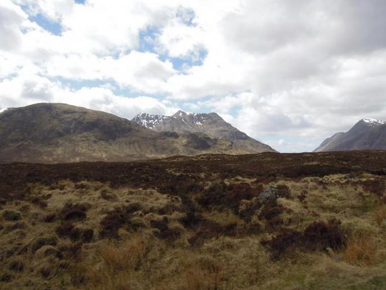 Scottish Highlands | © Aaron Bradley/Flickr