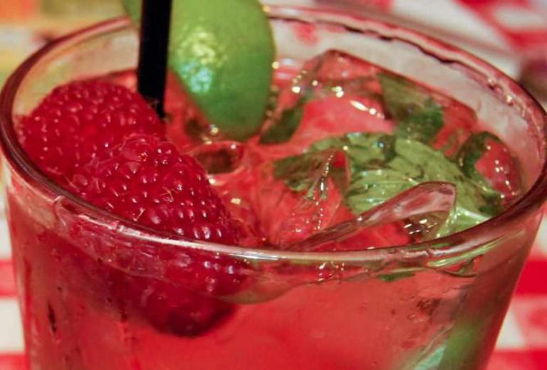 Raspberry Mojito | © NicoleAbalde/Flickr