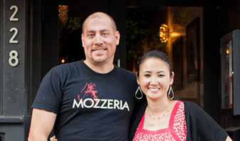 Russell and Melody Stein | Mozzeria