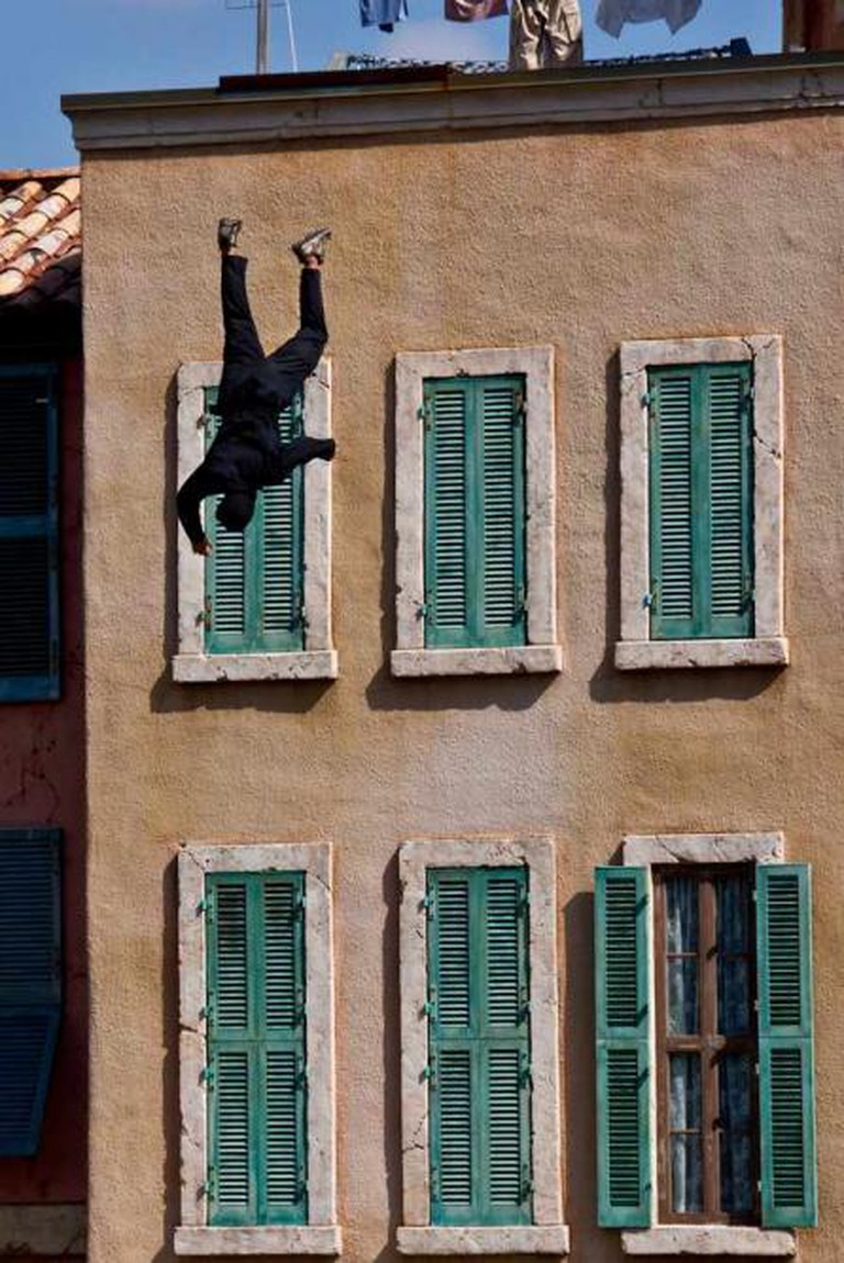 Stuntman Photo © Scott Swigart