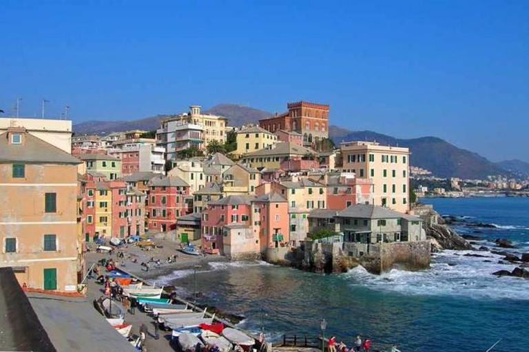 Boccadasse   © Alessandro Vecchi/WikiCommons