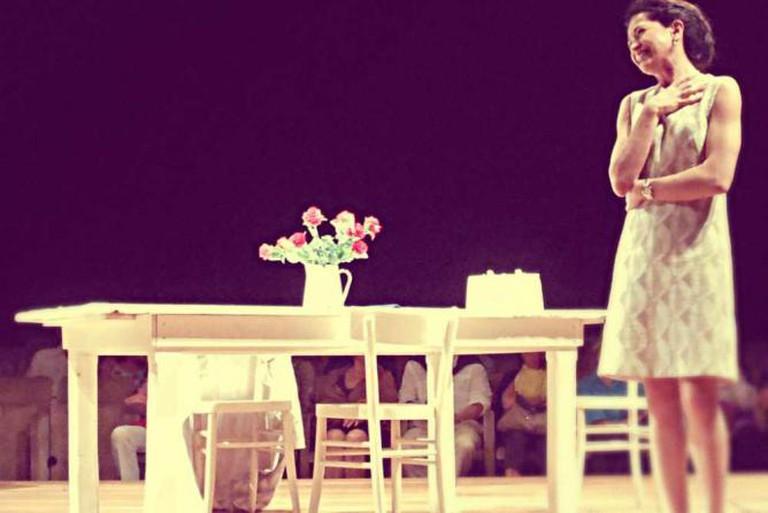 A play at Teatro della Gioventù   © Cinzia Robbiano/Flickr