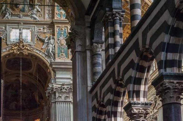 San Lorenzo Cathedral in Genoa   © Jacqueline Poggi/Flickr