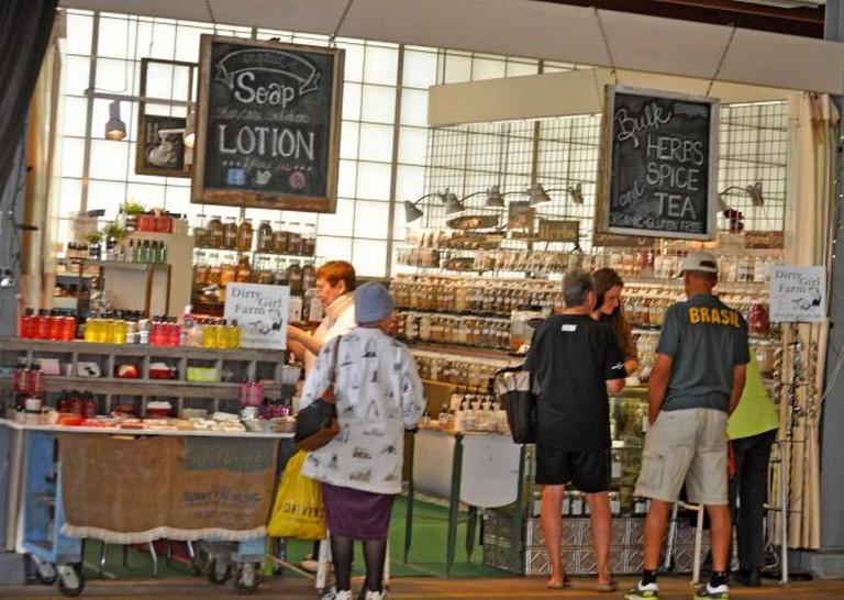 Royal Oak Farmers Market | © Michigan Municipal League/Flickr