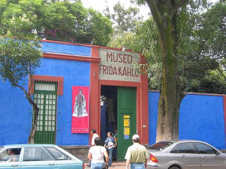 Frida Kahlo Museum   © Scott Campbell/Flickr