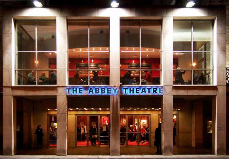 The Abbey Theatre | ©Flickr