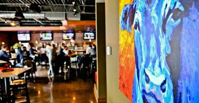 Inside Red Cow| Courtesy of Red Cow