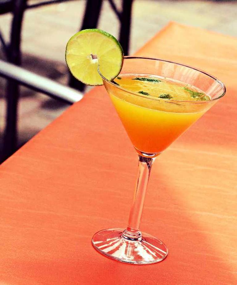 Mango Mojito | Courtesy of Edina Grill