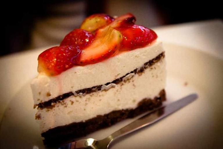 Strawberry pie | © Jirka Matousek/Flickr