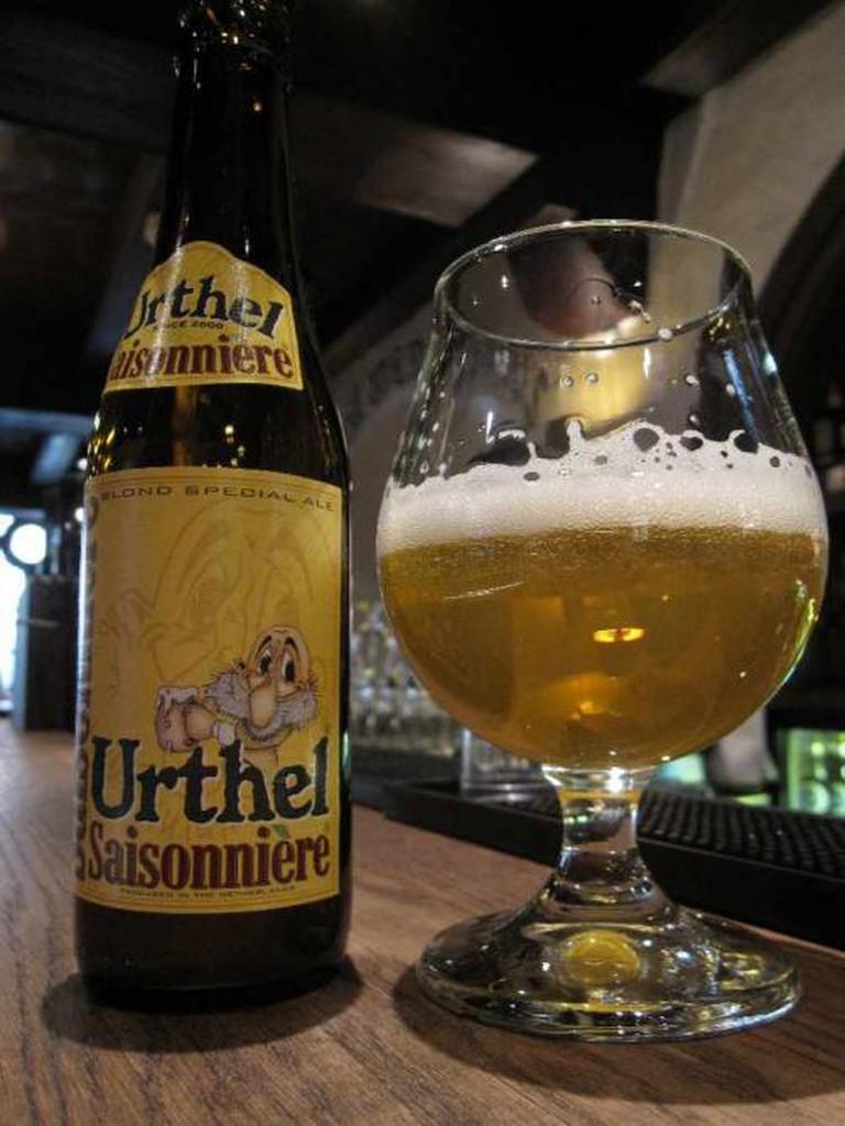 Urthel beer | © Bernt Rostad/Flickr